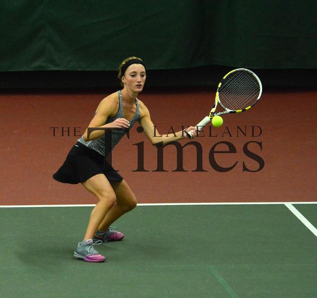 10-15-15 WIAA State Tennis (Lakeland + Rhinelander)
