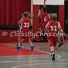 Basketball - Montmorency vs East Coloma CD 20141021