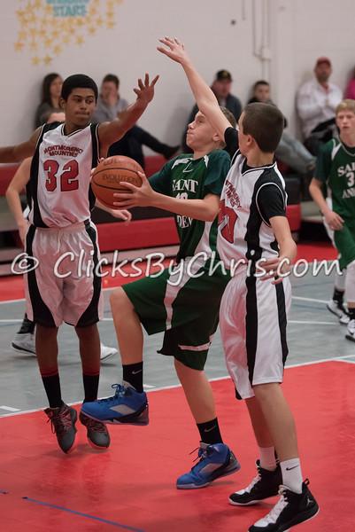 Montmorency vs St. Andrew Basketball CD 20141023