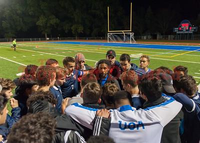 10-26-2016 MHS Varsity Boys Soccer ECSF