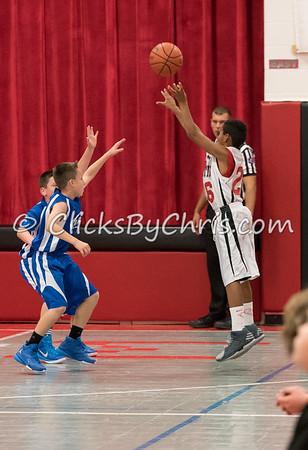 Montmorency vs St. Mary - Basketball 5-6 Grade CD 20141028