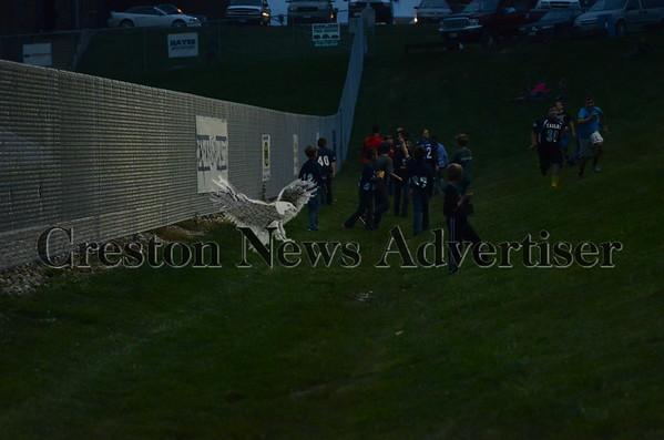 10-3 East Union-Stanton football