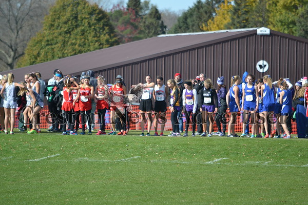 10-30 State Cross Country