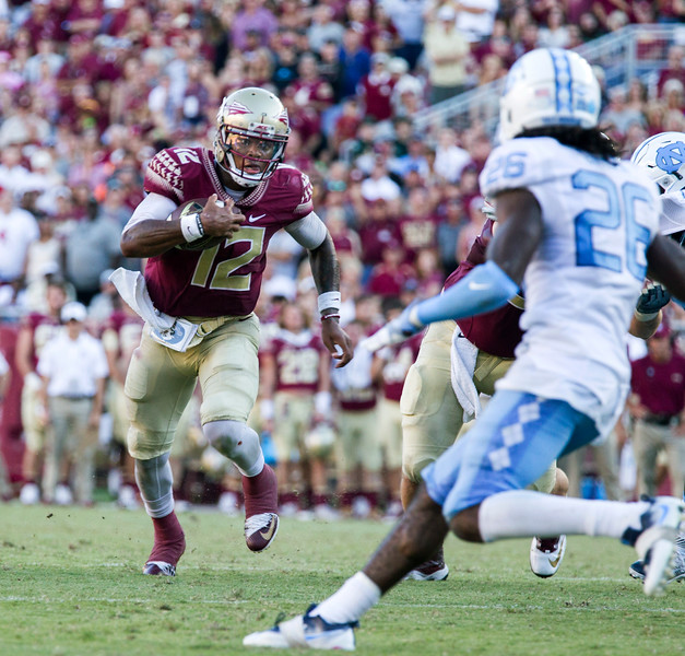 North Carolina Florida St Football
