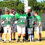 10/11/12 Overton Junior High Football vs Cumby Junior High by Ronnie Sartors