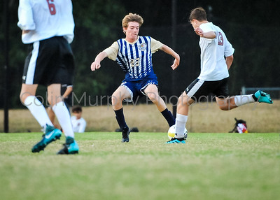 10.1.19 Severna Park JV boys soccer vs. North County