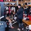 USPHL Premier:  - The Junior Bruins defeated the Okanagan Eagle 4-0 on October 18, 2015, at the Foxboro Sports Center in Foxboro, Massachusetts.