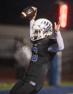 Lindale's Dylan Worrell scores a touchdown during their game at home against Whitehouse on Friday Oct. 19, 2018.  (Sarah A. Miller/Tyler Morning Telegraph)