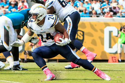 10/20/2013 - San Diego Chargers at Jacksonville Jaguars -