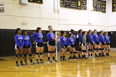 102416 Brandywine Varsity vs Newark Volleyball