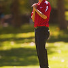 S1003GOLF6.jpg S1003GOLF6<br /> Fairview's Kevin Wohlfarth reacts to a putt gone wrong during the State Class 5A Golf Finals in Golden, Colorado on Tuesday, October 2nd, 2012.<br /> <br /> Photo by: Jonathan Castner