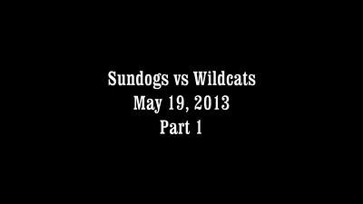 Sundogs vs Wildcats Part 1
