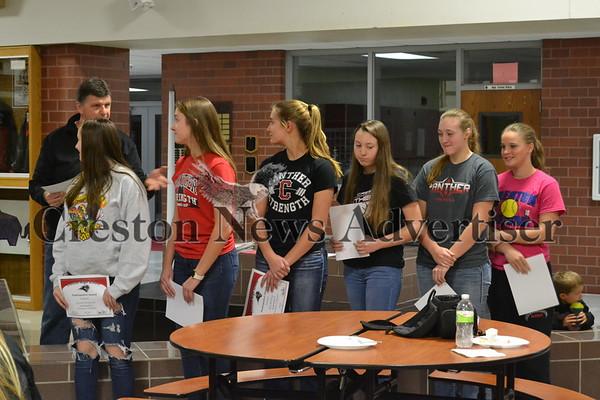 11-13 Creston volleyball banquet