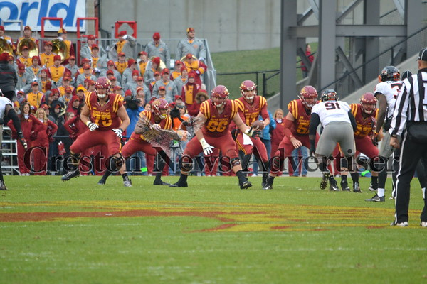 11-13 Iowa State-Oklahoma State football