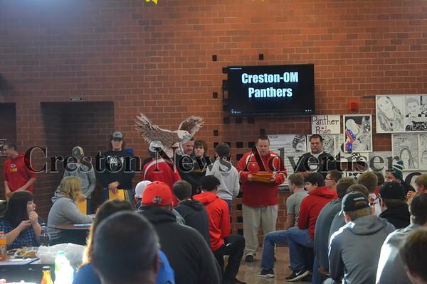 11-20 Creston/O-M football banquet
