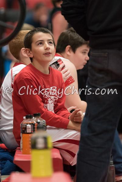 Boys 5-6 Grade Basketball -  Montmorency vs East Coloma -  - November 22, 2014