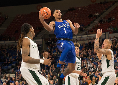 NCAA Basketball: Portland State at Duke