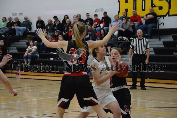 11-28 Creston-Winterset girls basketball