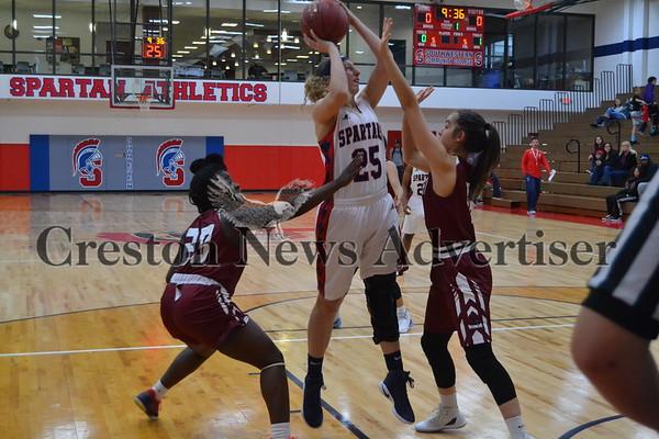 11-6 SWCC-Little Priest women's basketball