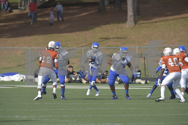 11/14/15 John Tyler High School Football vs Texas High - PLAYOFFS by Don Spivey & Andrew D. Brosig