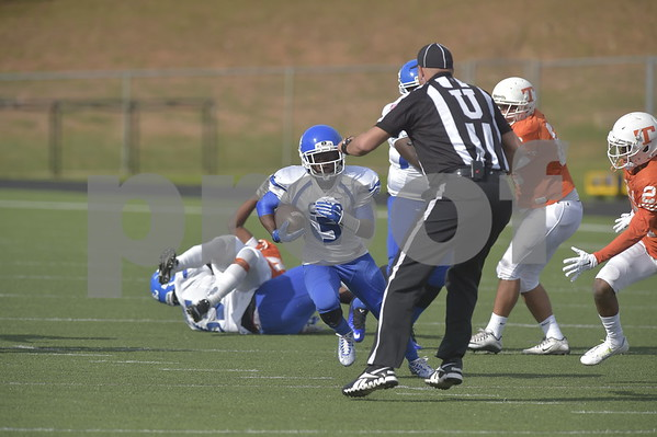 John Tyler v Texas High Football