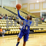 11/20/12 John Tyler High School Girls' Basketball vs Robert E. Lee High School by Sarah Miller