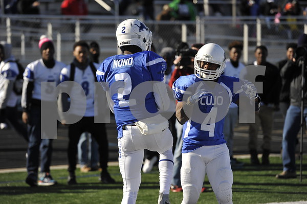 11/21/15 John Tyler High School Football vs Mansfield Lake Ridge High School - PLAYOFFS by Andrew D. Brosig