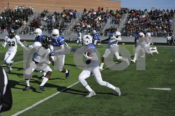 John Tyler v Lake Ridge Football