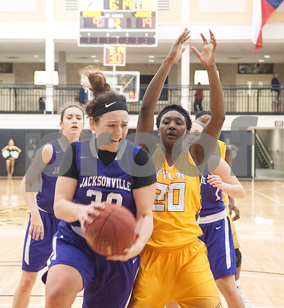 11/21/15 Tyler Junior College Women's Basketball vs. Jacksonville College by Sarah A. Miller
