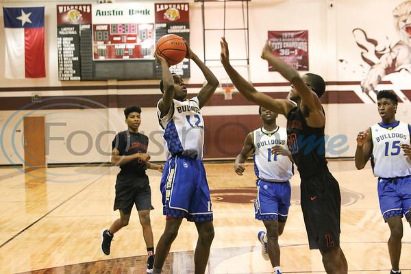 Laneville vs. Chapel Hill basketball