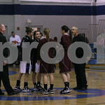 11/25/12 Grace Community School Women's Basketball vs Troup High School by Lisa Pierce
