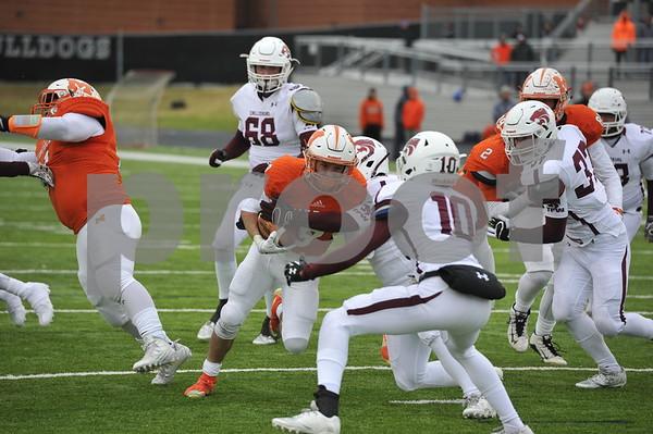11/28/15 Mineola High School Football vs Callisburg High School - REGIONAL PLAYOFFS by Andrew D. Brosig