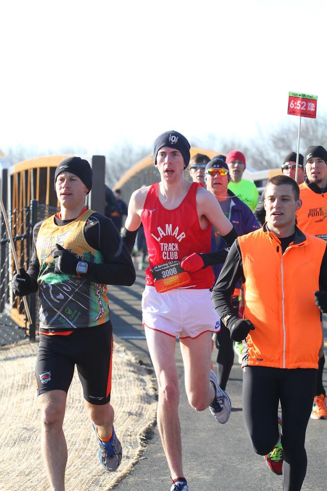 Half Marathon - Search By Bib Number