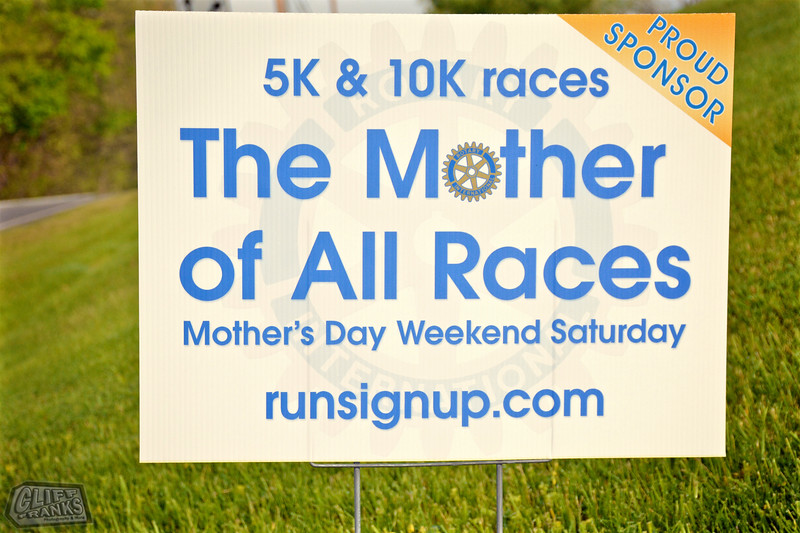 Rotary Club of Canal Fulton's 11th Annual Mother of All Races 10K Run, 5K Run/Walk and 5K Competitive Walk! - all will start and end at Northwest High School.  Races are routed through the picturesque, historic and natural beauty of downtown Canal Fulton, OH and along the Ohio & Erie Canal Towpath.