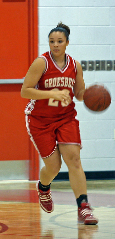 12-05-09 Basketball- Groesbeck HS vs. Crawford HS
