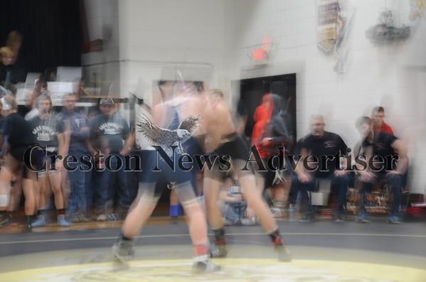 12-13 Bedford-Lenox wrestling