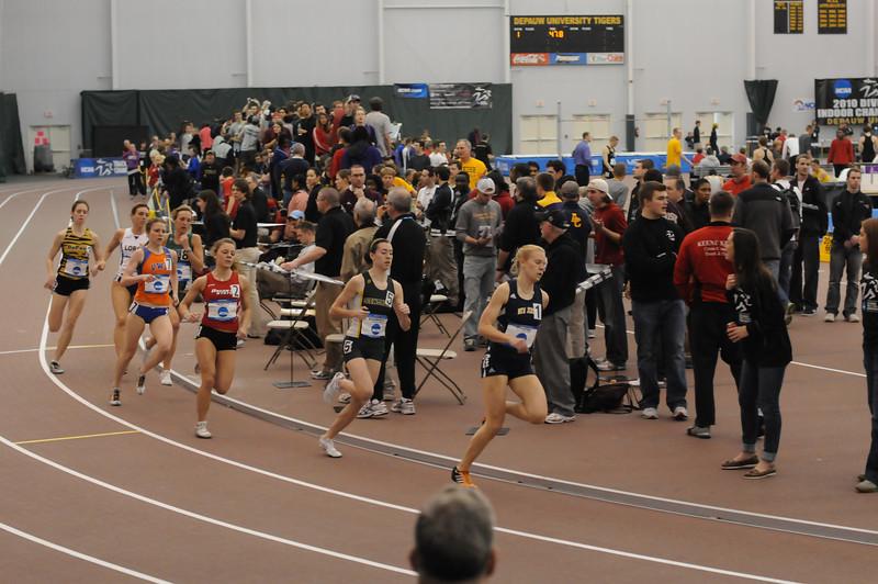 12-13 March 2010 Indoor National Meet DePauw University 112