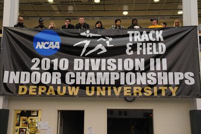 12-13 March 2010 Indoor National Meet DePauw University