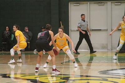 12-16-17 Chadron State womens hoops @ BHSU