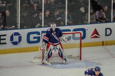 12-3-10 Rangers 2, Islanders 0