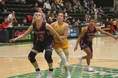 12-30-17 CSU-Pueblo womens hoops @ BHSU
