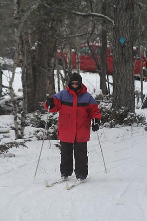 12-30-17 ski instruction at big hill trail