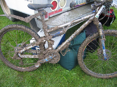 A mudfest