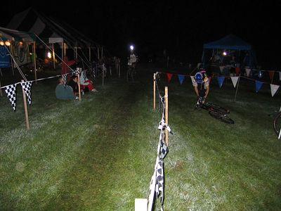 Scott's last lap