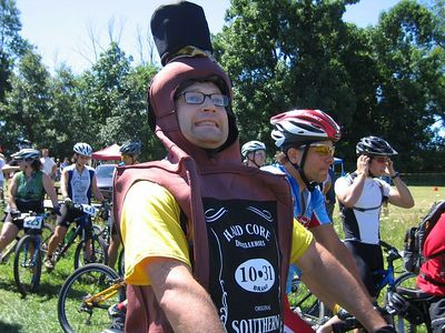 Spokedrunkie on the start line