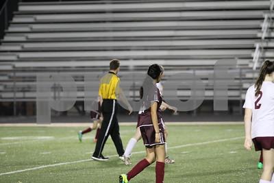 1/20/17 Whitehouse High School JV Girls' Soccer vs Athens High School by Troy Jackson