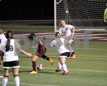 1/20/17 Whitehouse High School Varsity Girls' Soccer vs Athens High School by Troy Jackson