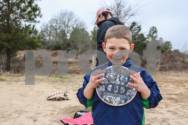 13th Annual Ice Bowl Disc Golf Tournament