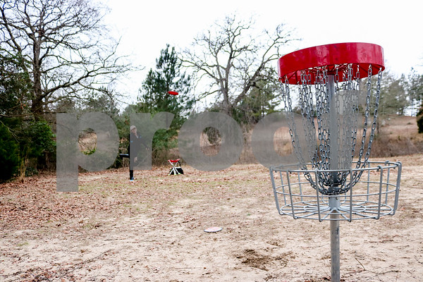 13th Annual Ice Bowl Disc Golf Tournament