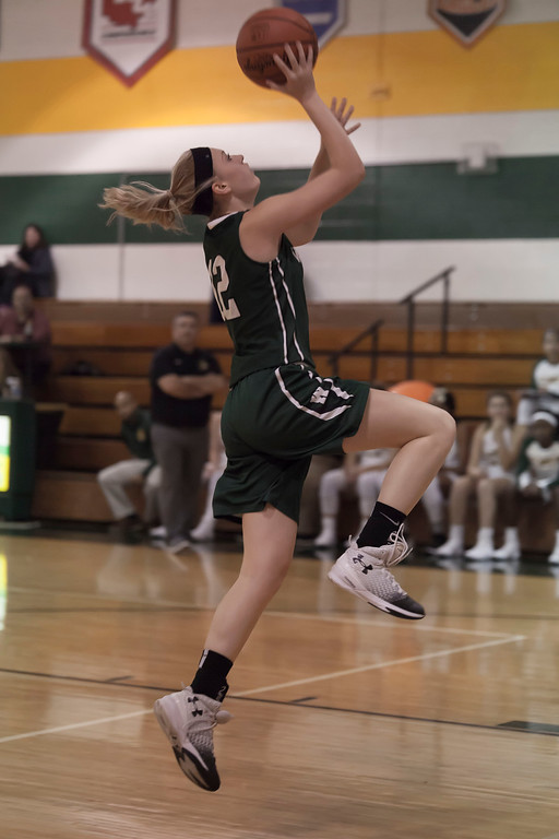 . Westalke\'s Abby Matalavage drives for a layup. Jen Forbus -- The Morning Journal